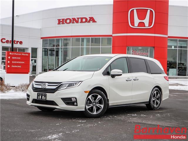 2019 Honda Odyssey EX (Stk: B0802) in Ottawa - Image 1 of 8
