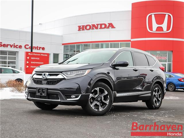 2018 Honda CR-V Touring (Stk: B0804) in Ottawa - Image 1 of 29