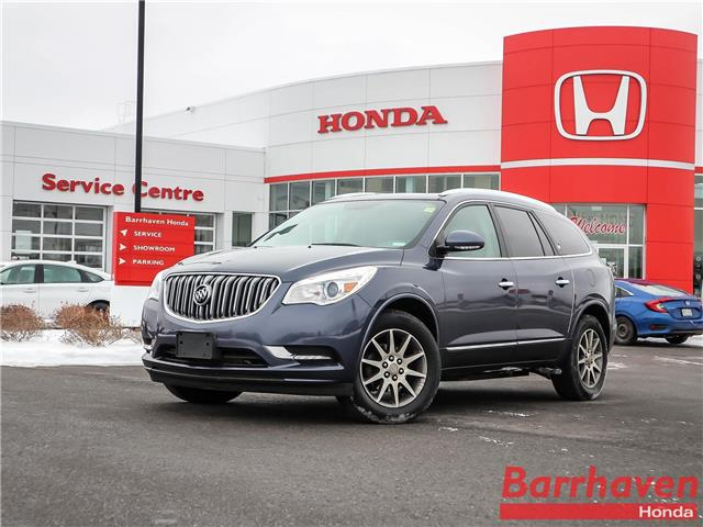 2013 Buick Enclave Leather (Stk: 3443A) in Ottawa - Image 1 of 8