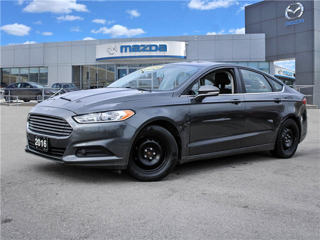 2016 Ford Fusion SE (Stk: LT1023A) in Hamilton - Image 1 of 21