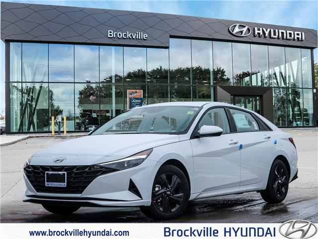 2021 Hyundai Elantra Preferred (Stk: R21107) in Brockville - Image 1 of 23