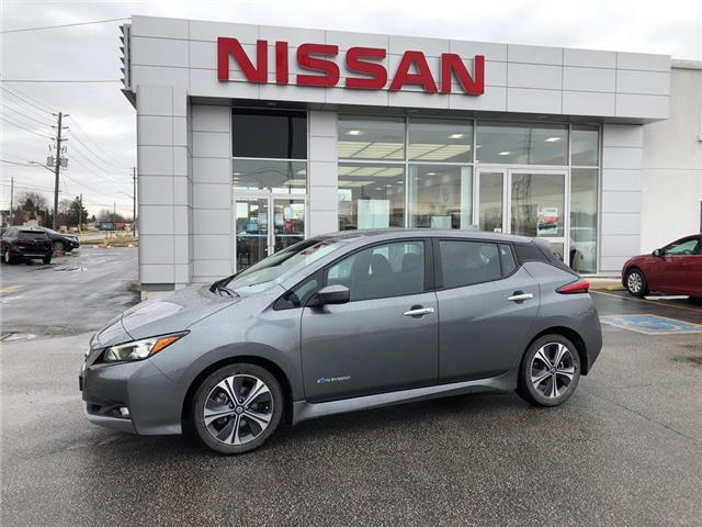2018 Nissan LEAF SV (Stk: P369) in Sarnia - Image 1 of 20