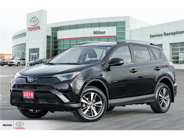 2018 Toyota RAV4 LE (Stk: 521506) in Milton - Image 1 of 21