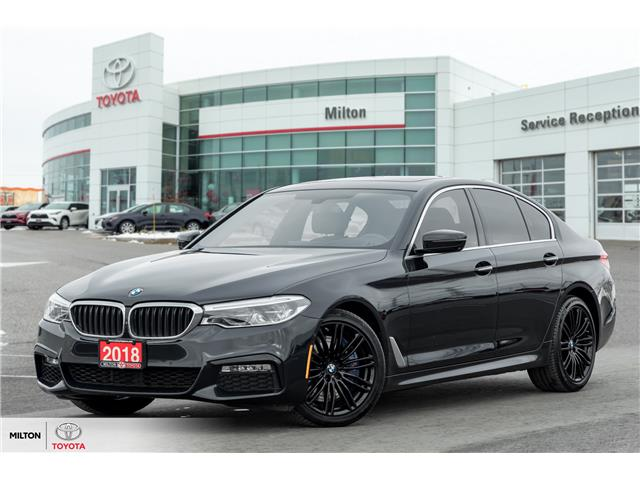2018 BMW 540i xDrive (Stk: C55757) in Milton - Image 1 of 26