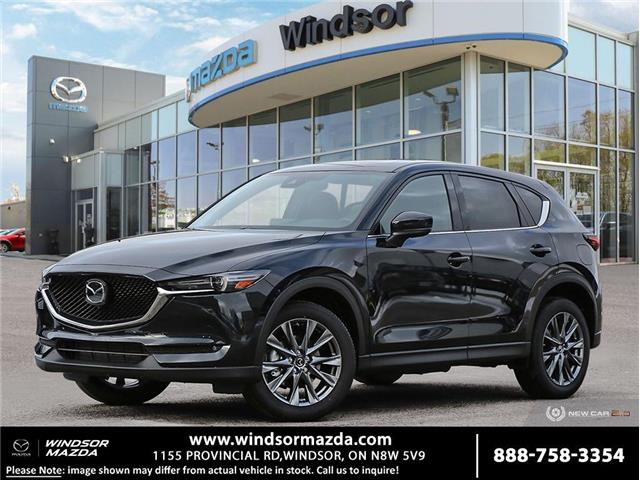 2021 Mazda CX-5 Signature (Stk: C519278) in Windsor - Image 1 of 23