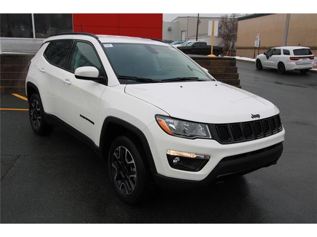 2021 Jeep Compass Sport (Stk: PW1655) in St. Johns - Image 1 of 21