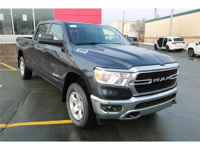 2021 RAM 1500 Big Horn (Stk: PW1720) in St. John\'s - Image 1 of 21