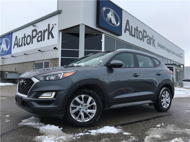 2019 Hyundai Tucson Preferred (Stk: 19-76043RJB) in Barrie - Image 1 of 26