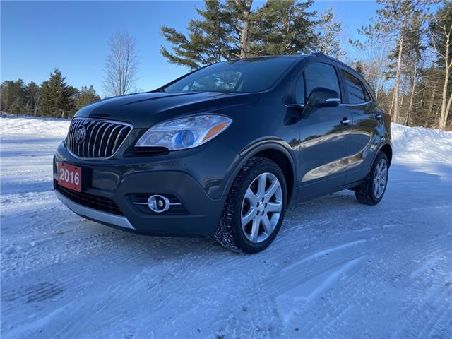 2016 Buick Encore Leather (Stk: 20189) in North Bay - Image 1 of 15