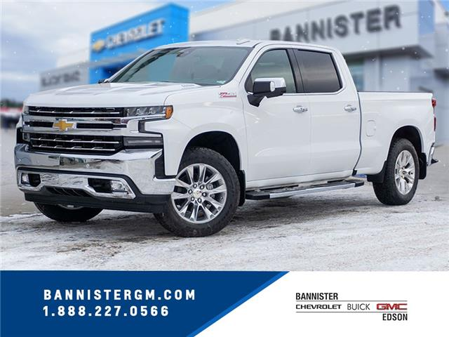2021 Chevrolet Silverado 1500 LTZ (Stk: 21-044) in Edson - Image 1 of 16