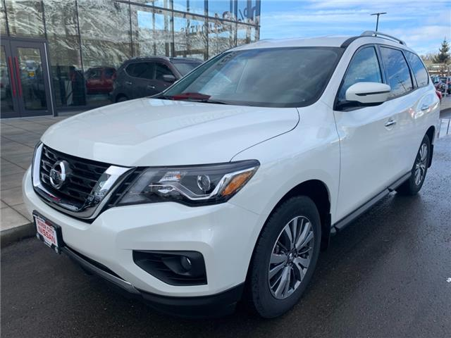 2020 Nissan Pathfinder SV Tech (Stk: T20323) in Kamloops - Image 1 of 29