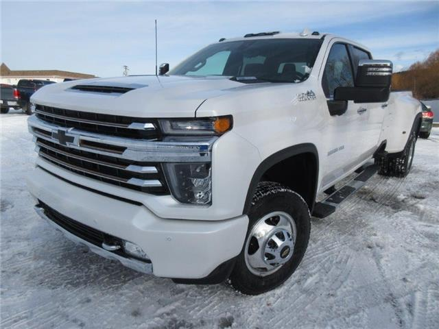 2021 Chevrolet Silverado 3500HD High Country (Stk: MF137547) in Cranbrook - Image 1 of 25