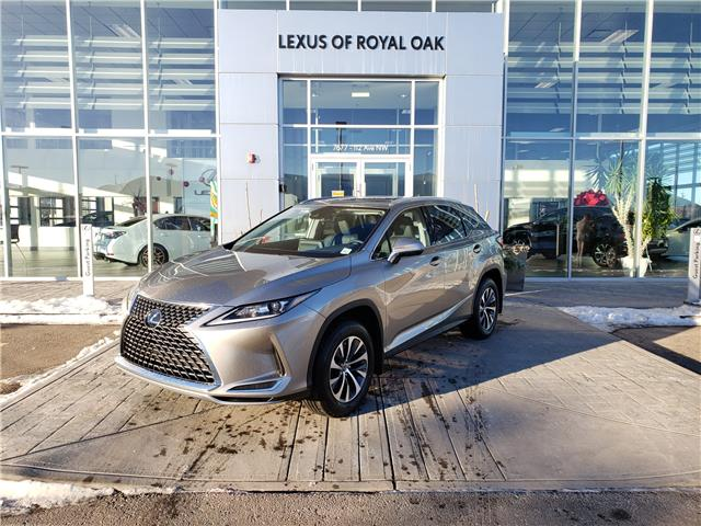 2021 Lexus RX 350 Base (Stk: L21170) in Calgary - Image 1 of 13