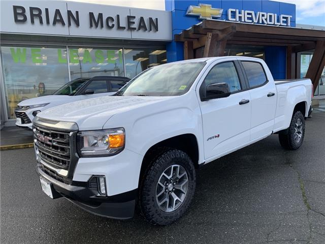 2021 GMC Canyon  (Stk: M6060-21) in Courtenay - Image 1 of 7