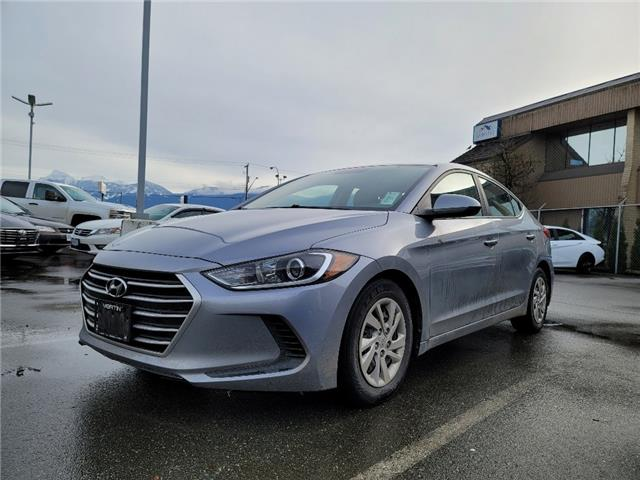 2017 Hyundai Elantra  (Stk: HA9-7643B) in Chilliwack - Image 1 of 4