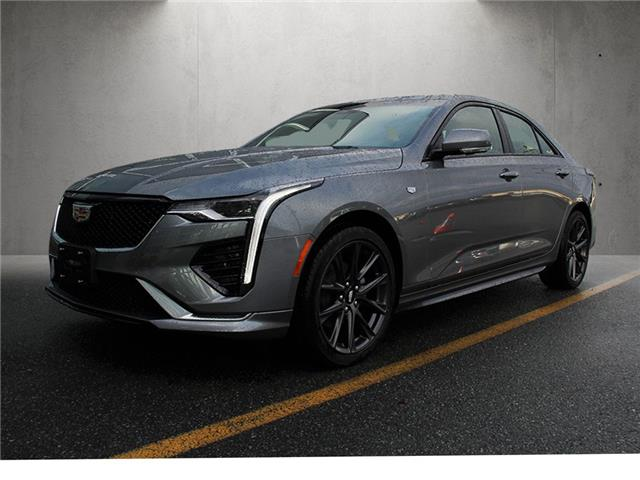 2021 Cadillac CT4 Sport (Stk: 216-4802) in Chilliwack - Image 1 of 14