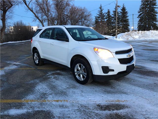 2013 Chevrolet Equinox LS (Stk: ) in Winnipeg - Image 1 of 18