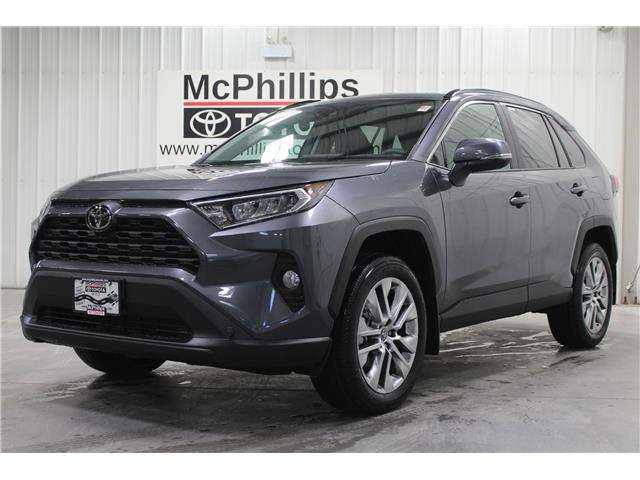 2021 Toyota RAV4 XLE (Stk: C170441) in Winnipeg - Image 1 of 19