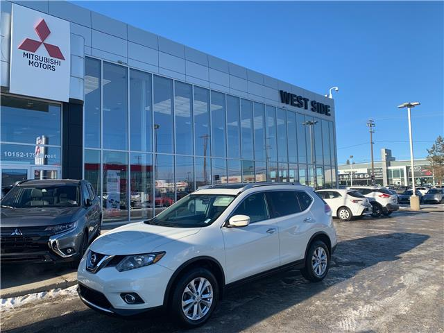 2016 Nissan Rogue SV (Stk: BM4002A) in Edmonton - Image 1 of 28