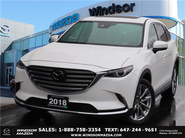 2018 Mazda CX-9 Signature (Stk: PR26273) in Windsor - Image 1 of 25