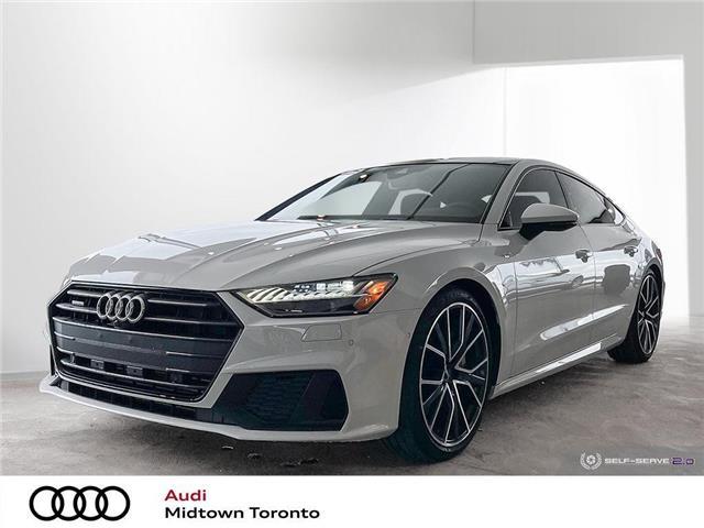 2019 Audi A7 55 Technik (Stk: P8552) in Toronto - Image 1 of 25