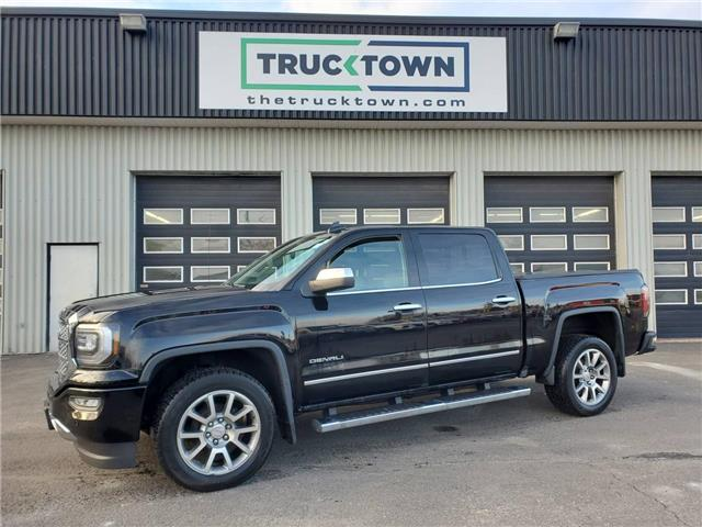 2018 GMC Sierra 1500 Denali (Stk: T0066) in Smiths Falls - Image 1 of 23
