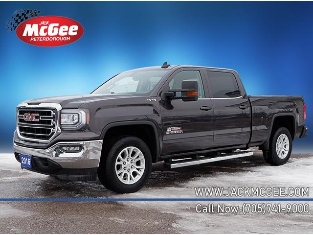 2016 GMC Sierra 1500 SLE (Stk: P100217) in Peterborough - Image 1 of 20