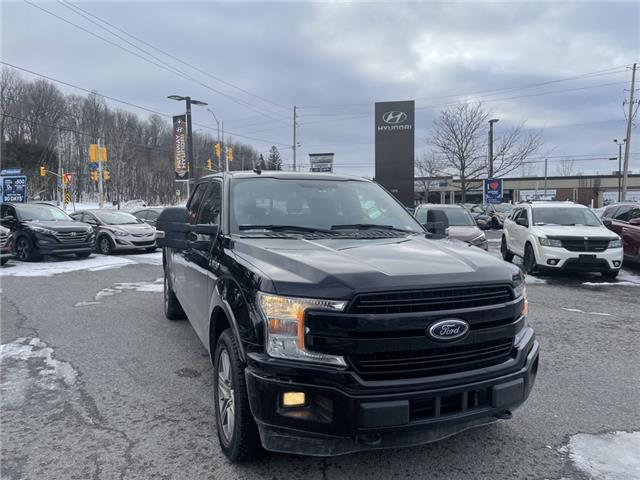 2018 Ford F-150 Lariat (Stk: P3654) in Ottawa - Image 1 of 21
