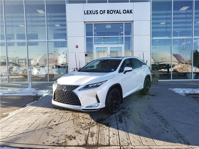 2021 Lexus RX 350 Base (Stk: L21018) in Calgary - Image 1 of 5