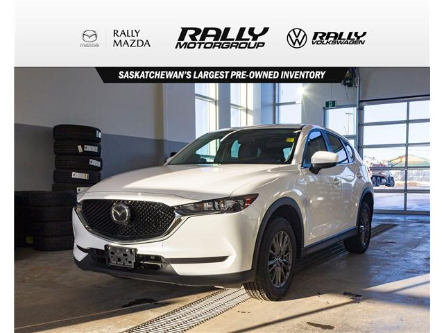2019 Mazda CX-5 GS (Stk: V1359) in Prince Albert - Image 1 of 15