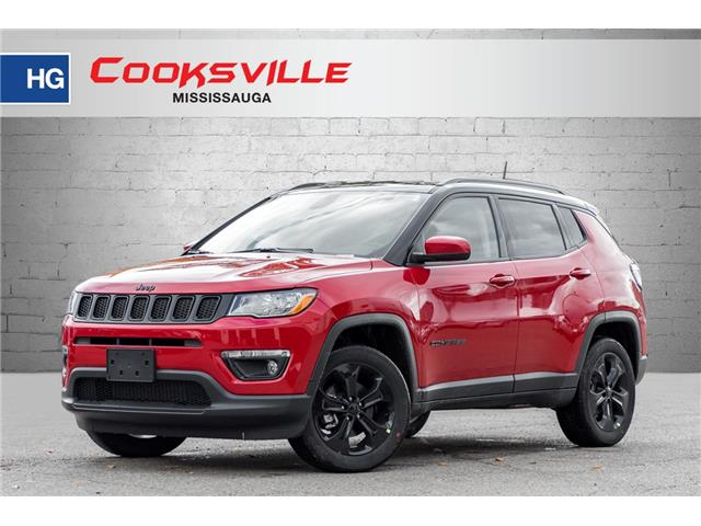 2021 Jeep Compass Altitude (Stk: MT528951) in Mississauga - Image 1 of 20