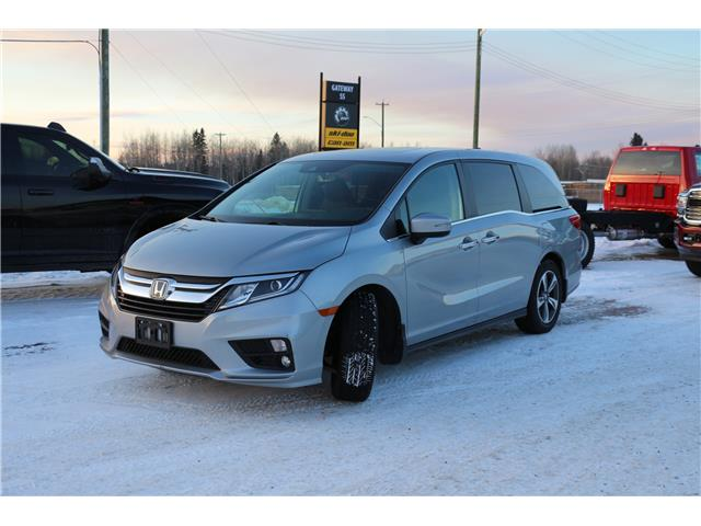 2018 Honda Odyssey EX (Stk: LP080) in Rocky Mountain House - Image 1 of 29