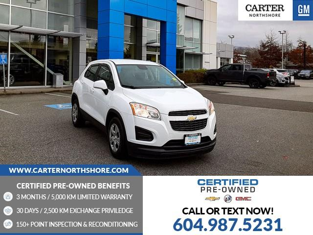 2015 Chevrolet Trax LS (Stk: TX50771) in North Vancouver - Image 1 of 25