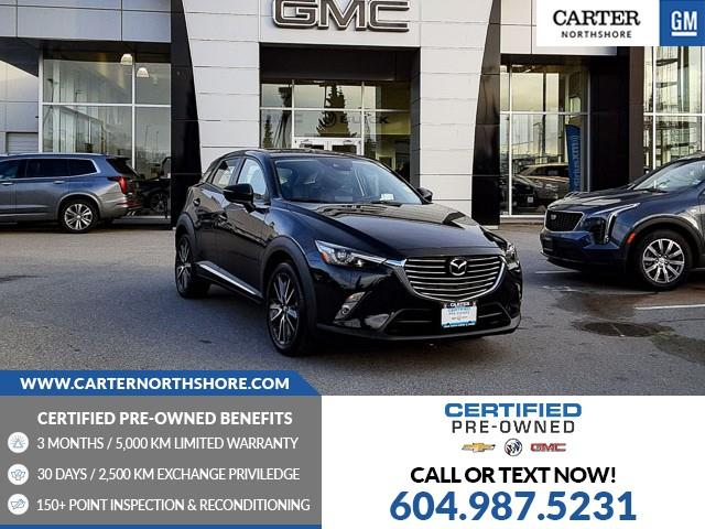 2018 Mazda CX-3 GT JM1DKFD72J0332397 974870 in North Vancouver