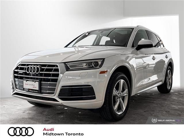 2018 Audi Q5 2.0T Progressiv (Stk: P8671) in Toronto - Image 1 of 25