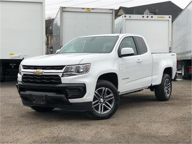 2021 Chevrolet Colorado New 2021 Chev. Colorado 4x4 Crew V-6 (Stk: PU21070) in Toronto - Image 1 of 19