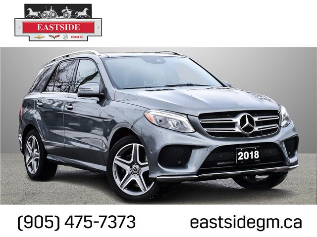 2018 Mercedes-Benz GLE 400 Base (Stk: 031456B) in Markham - Image 1 of 24