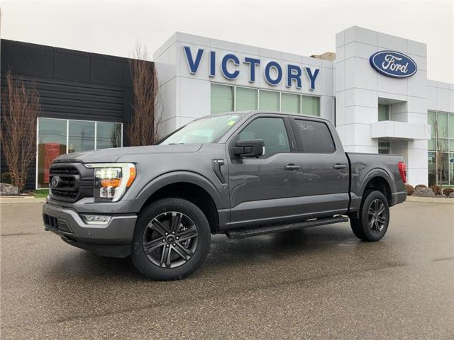 2021 Ford F-150 XLT (Stk: VFF19859) in Chatham - Image 1 of 15