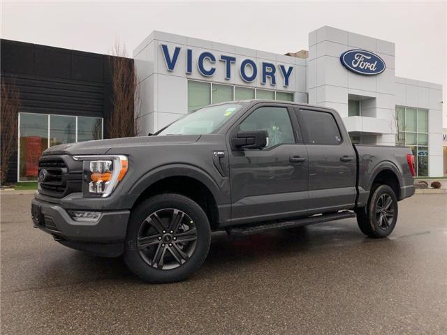 2021 Ford F-150 XLT (Stk: VFF19874) in Chatham - Image 1 of 15