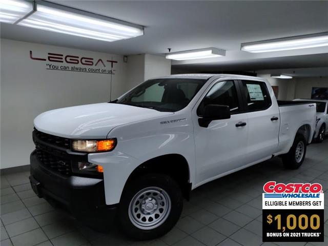 2021 Chevrolet Silverado 1500 Work Truck (Stk: 215050) in Burlington - Image 1 of 9