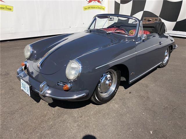 1962 Porsche 356 B Convertible, 1500km Since Complete Rebuild (Stk: 41415) in Burlington - Image 1 of 19