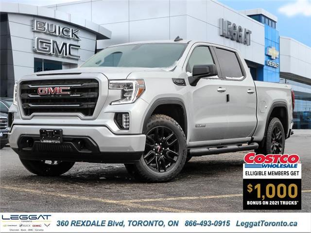 2021 GMC Sierra 1500 Elevation (Stk: 126987) in Etobicoke - Image 1 of 27