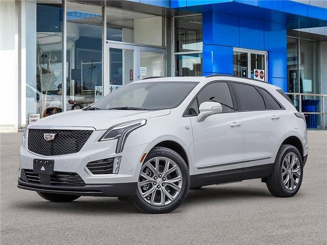 2021 Cadillac XT5 Sport (Stk: M019) in Chatham - Image 1 of 10