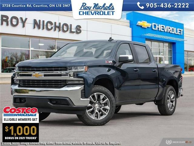 2021 Chevrolet Silverado 1500 LT (Stk: X205) in Courtice - Image 1 of 23