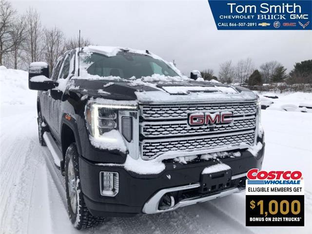 2021 GMC Sierra 2500HD Denali (Stk: 210242) in Midland - Image 1 of 10