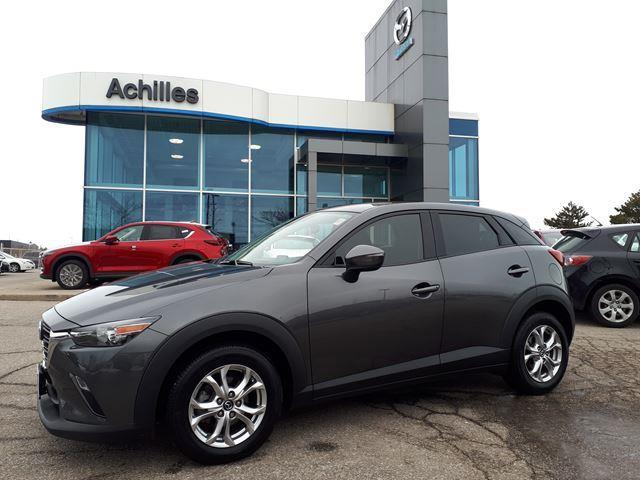 2019 Mazda CX-3 GS (Stk: S255A) in Milton - Image 1 of 11