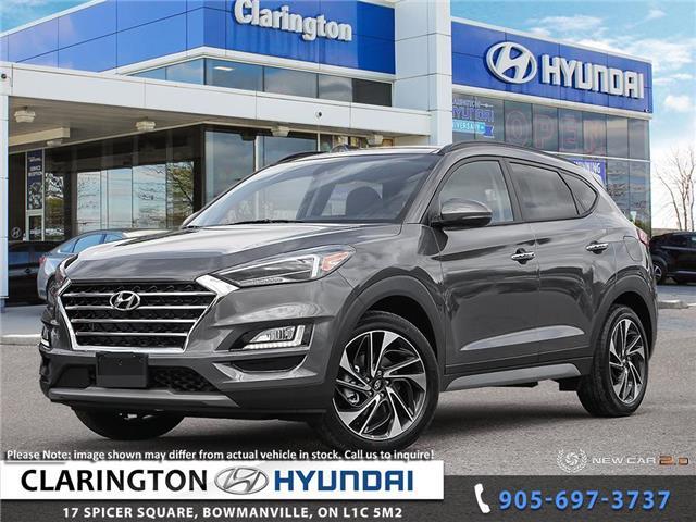 2021 Hyundai Tucson Ultimate (Stk: 20910) in Clarington - Image 1 of 23