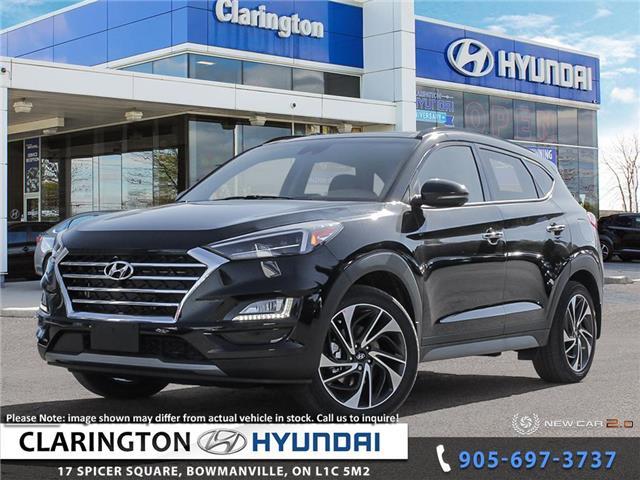 2021 Hyundai Tucson Ultimate (Stk: 20912) in Clarington - Image 1 of 24