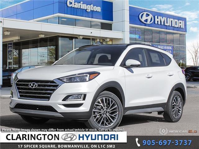 2021 Hyundai Tucson Luxury (Stk: 20911) in Clarington - Image 1 of 24