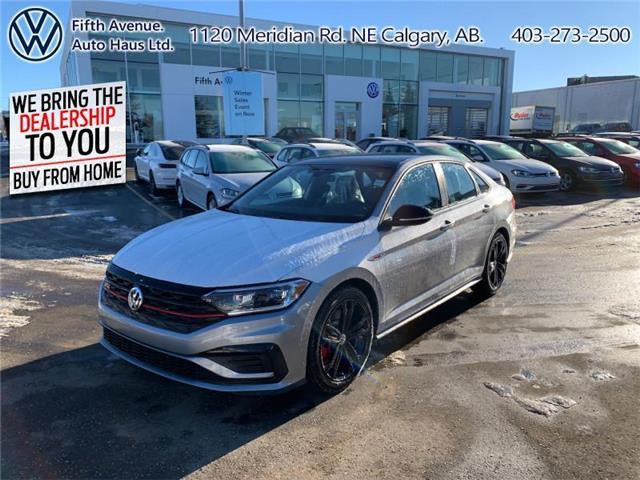 2021 Volkswagen Jetta GLI Base (Stk: 21103) in Calgary - Image 1 of 30